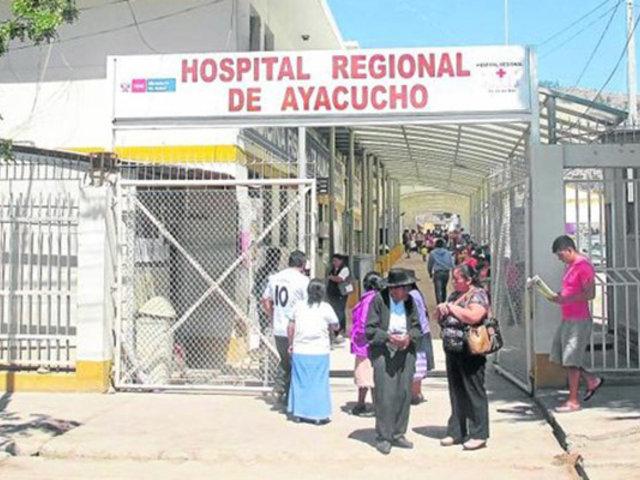 Ayacucho: sujeto muere tras caerle en la cabeza pesada rama de árbol