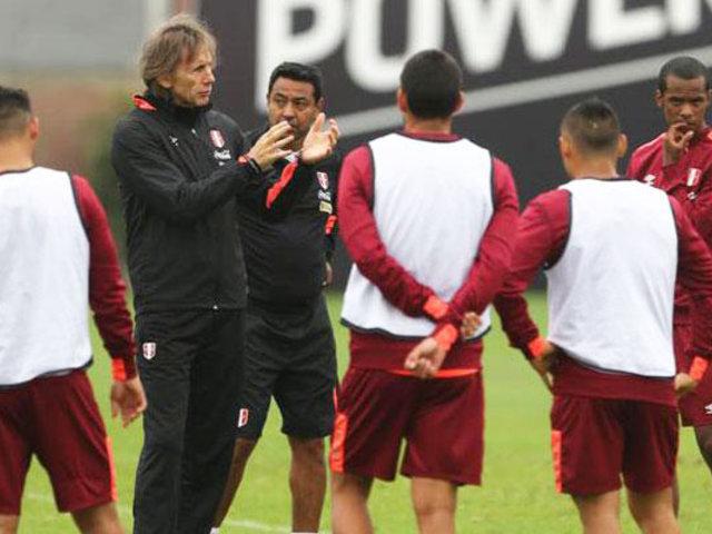 Selección Peruana: el lunes arrancarán los entrenamientos previos a los amistosos ante Uruguay