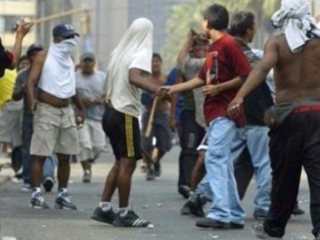 Muerte durante clásico del fútbol: PNP detiene a barrista con arma de fuego