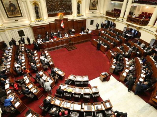 Elecciones 2020: Partidos definen hoy lista de candidatos al Parlamento