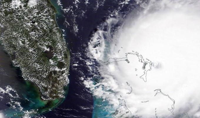 Los destrozos del huracán Dorian, en imágenes
