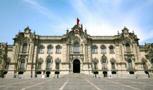 Palacio de Gobierno: Enviarían de nuevo documento de suspensión a Martín Vizcarra