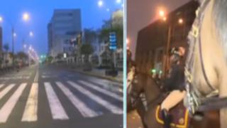 Protestas en el Congreso: vías de la avenida abancay permanecen cerradas