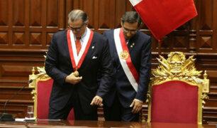 Olaechea tras cierre del Congreso: Perú afronta un golpe de Estado