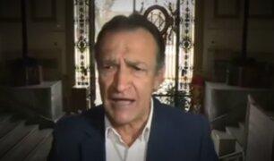 Héctor Becerril: ''Estamos acá para dar la batalla''