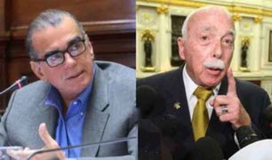 Pedro Olaechea se pronuncia tras agresión a congresista Carlos Tubino