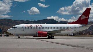 Peruvian Airlines suspendió vuelos a nivel nacional tras embargo de sus cuentas bancarias