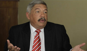 Alberto Beingolea: Disolución del Congreso se aleja del orden constitucional