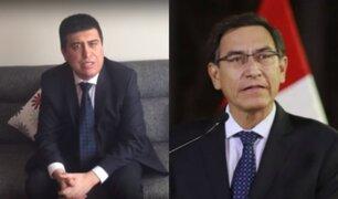 Ibo Urbiola: ahora Gobierno de Vizcarra es una dictadura