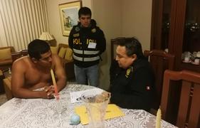 PNP desarticula organización criminal liderada por exalcalde de Olmos