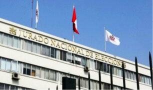 JNE oficializa convocatoria para proceso de elecciones congresales