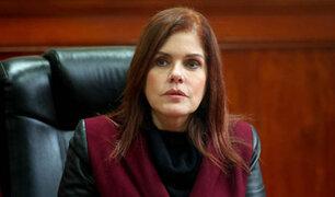 Ministra de Justicia: Mercedes Aráoz sigue siendo la vicepresidenta