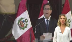 Congreso disuelto: medios extranjeros compararon crisis política con la de Venezuela