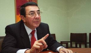 Velit: OEA no califica decisión del presidente como 'golpe de estado'