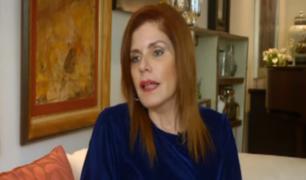 """Mercedes Aráoz: """"El Perú, espero, no caiga en la tentación del populismo extremo"""""""