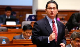 Desestiman demanda de Heresi contra disolución del Congreso
