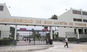Sunedu multa a USMP y exige iniciar proceso de vacancia contra rector Chang