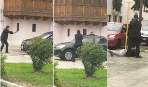 Jesús María: identifican a ladrón de auto que fue reducido a balazos
