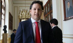 """Salaverry instó a nuevo gabinete a """"reactivar la economía y generar empleo"""""""