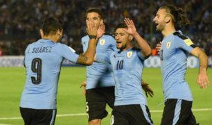 Jugador de Uruguay se lesionó y queda fuera de amistosos ante Perú