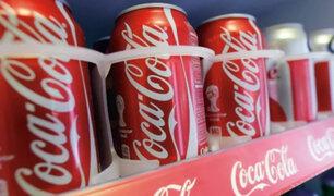Coca-Cola eliminará anillas de plástico en sus packs de latas