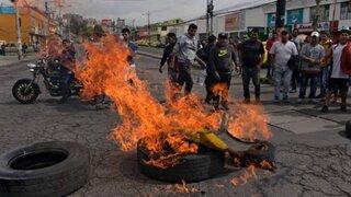 Ecuador: proponen adelanto de elecciones y destitución de presidente Moreno