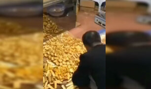 Hallan 13 toneladas de oro en casa de funcionario del Partido Comunista Chino