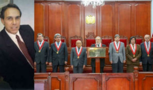 """Miembro del TC sobre elección de Ortiz de Zevallos: """"Aún falta resolver controversia en el Congreso"""""""