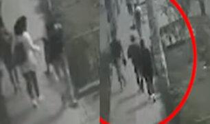 Comas: ladrón roba ropa que su víctima acababa de comprar