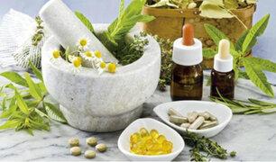 SJL: intervienen local que fabricaba medicamentos naturales irregularmente