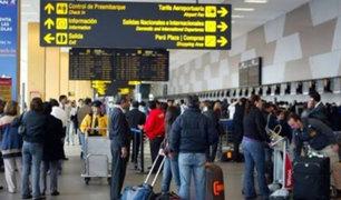 MTC coordina con otras aerolíneas traslado de pasajeros afectados por caso Peruvian