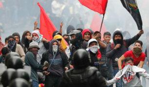 Ecuador: presidente anuncia que no dará marcha atrás a reformas económicas