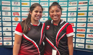 Peruanas consiguen medalla histórica en Mundial de frontenis
