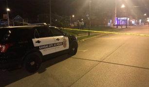 EEUU: tiroteo en un bar deja 4 muertos y 5 heridos de gravedad