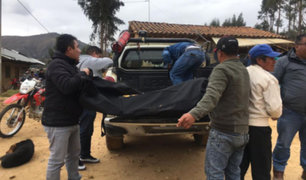 Huamachuco: 4 muertos y 7 heridos dejó enfrentamientos entre rondas campesinas