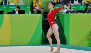 Ariana Orrego: gimnasta peruana clasificó a los Juegos Olímpicos Tokio 2020