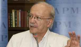 Fallece a los 87 años el periodista Javier Darío Restrepo