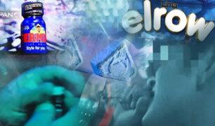 Consumo y venta de drogas sin control en fiestas de música electrónica