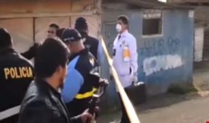 Ventanilla: presuntos sicarios asesinan a un hombre a balazos