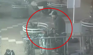 Miraflores: robo de bicicletas de alta gama continúa en avenida Benavides