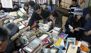 Cámara Peruana del Libro pide al Ejecutivo priorizar ley del libro