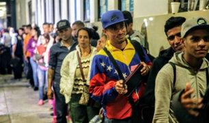 Lima es la ciudad del mundo con más migrantes venezolanos