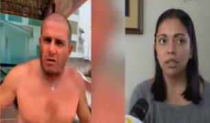 San Bartolo: mujer es impactada por piedra tras iracunda reacción de sujeto