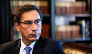 Martín Vizcarra: razones por las que su aprobación cayó el último mes