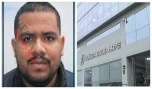 Piden revisar cámaras de seguridad para esclarecer accidente en clínica Good Hope