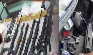 Bandas criminales modifican armas para hacerlas más letales