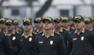 Formación policial de jóvenes indígenas será financiada por Ministerio del Interior