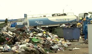 San Miguel: local municipal es convertido en depósito de basura