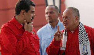 EEUU inculpa a Maduro por narcoterrorismo y ofrece recompensa de $15 millones