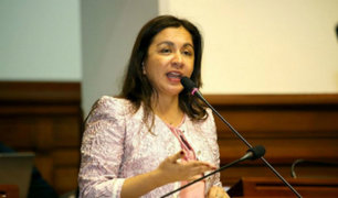 Alianza Para el Progreso expulsa a Marisol Espinoza